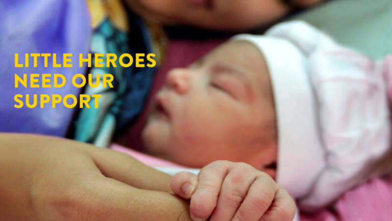 Progetto Little Heroes